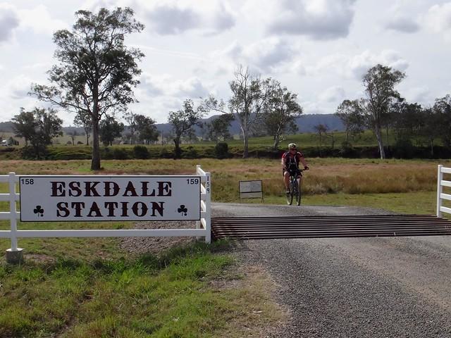 Eskdale Station