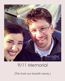 NYC Selfie WTC