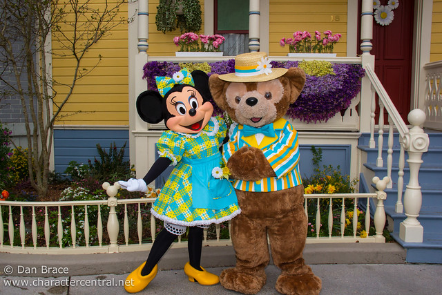 Meeting Minnie and Duffy