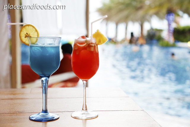 Marrakesh Hua Hin Resort and Spa cocktails