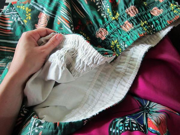 Flirting the Issue skirt sew-along