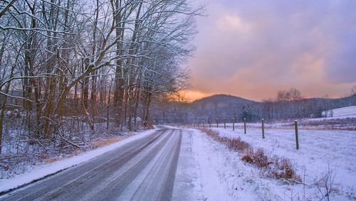 road winter sunset white snow nature landscape pennsylvania snowcoveredlandscape nikond3100