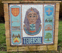 Teversal Mosaic Sign