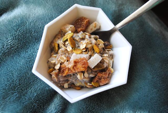 Pistachio / Coconut / Pineapple Muesli