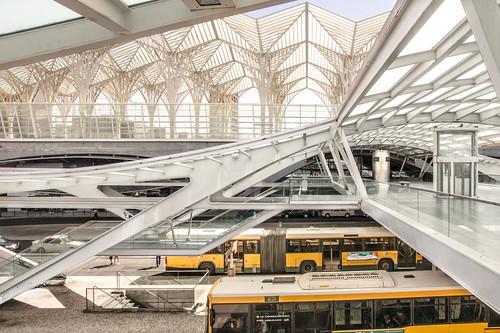 Architekturfotoserie Calatrava, Lissabon