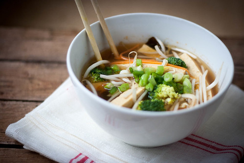 Vegetarian Hot & Sour Soup