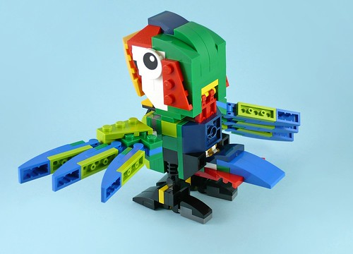 LEGO Creator 31031 Rainforest Animals 18