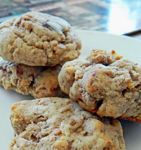 Sourdough Chunk Cookies