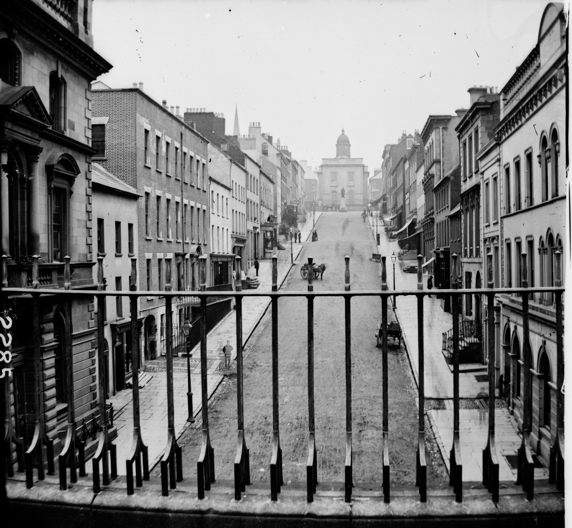 Shipquay Street Derry/Londonderry.