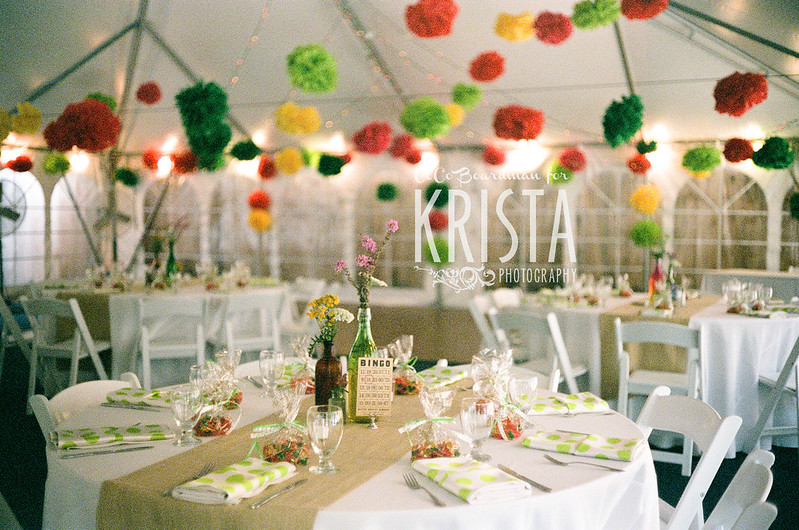 Colorful Wedding at Essex Conference Center and Retreat