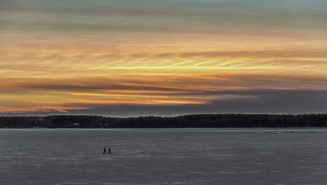 Jyrki Liikanen - Walkers on the ice *EXPLORE*