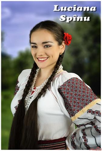 Luciana Spînu - Oleg Volontir  и Коллектив