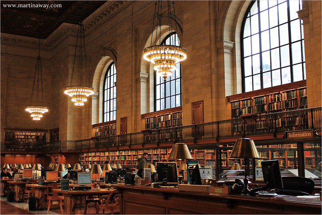 New York Public Library, Cosa vedere a New York