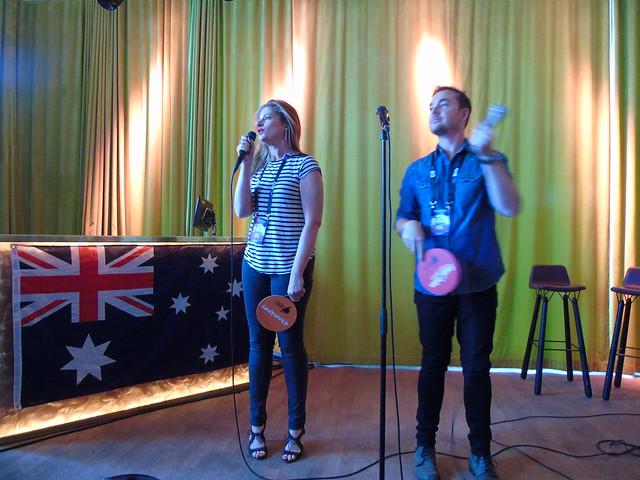 Fan Party Dami Im Australia