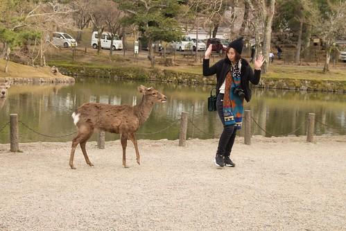 Nara, Mom and Me