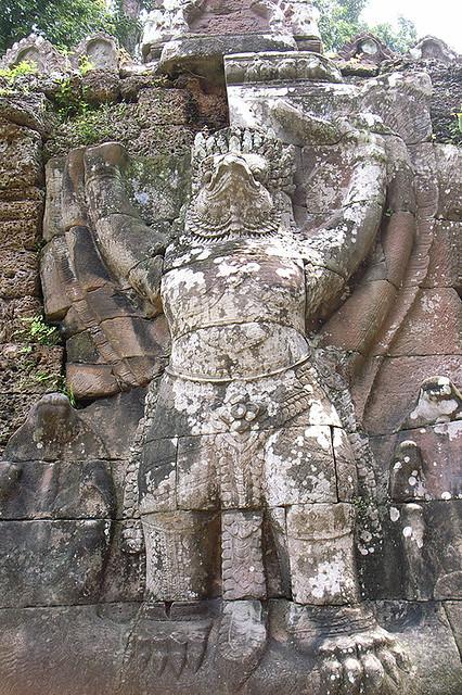 2007092403 - Preah Khan(Garuda)