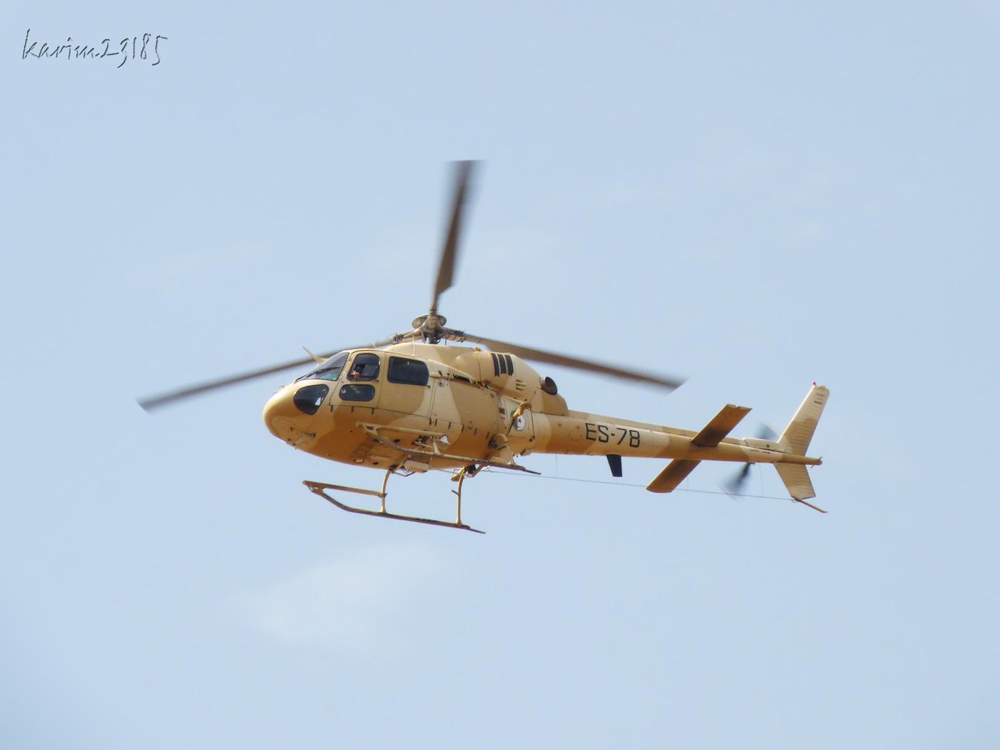 صور مروحيات القوات الجوية الجزائرية Ecureuil/Fennec ] AS-355N2 / AS-555N ] - صفحة 6 27338760072_81fb3073de_o