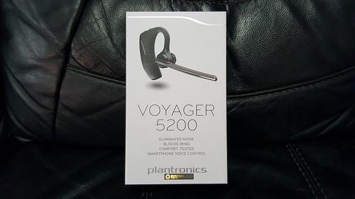 แพ็กเกจของ Plantronics Voyager 5200