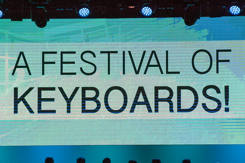 North - Festival of Keyboards 2016