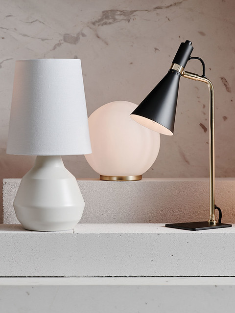 Album modern table lamps by beacon lighting