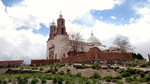 chapel church catholic sanluis colorado building southwest spanish