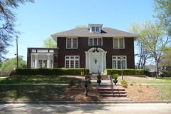 W.A. Hardee House. Cleveland, MS