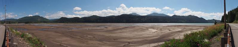 Alder Lake Mudflats