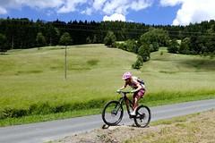 Bike SNOW tour: Velké Karlovice - nekonečné traily a hodně rozmazlovánek