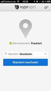 VyprVPN: Konfiguration unter iOS (iPhone)
