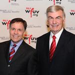 WFUV Gala 2013: Bob Costas and Sam Donaldson