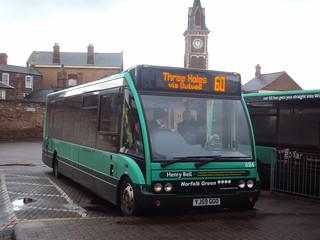 Photos from King's Lynn, Sutton Bridge, Wisbech & March (c) Andy's Bus Blog