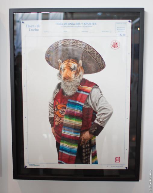 Fernando Gutiérrez Huanchaco Tigre - ART Lima 2013