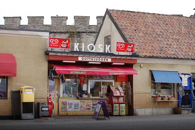 Ringmurens Kiosk