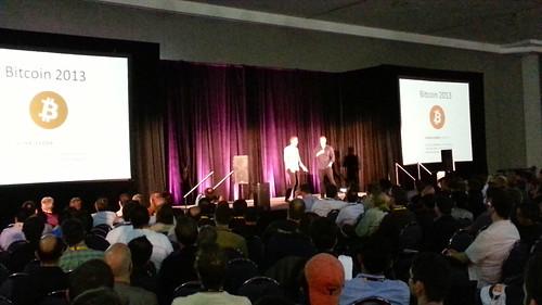Winklevoss at Bitcoin 2013