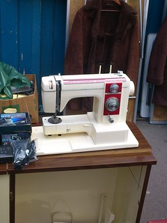 03 - Sewing Machine