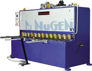 Variable Rake Angle NC Hydraulic Shears by cncpressbrake