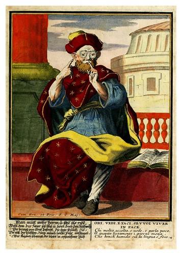 017-Proverbii verificati per l'esperienza cotidiana…1718--Giuseppe Maria Mitelli