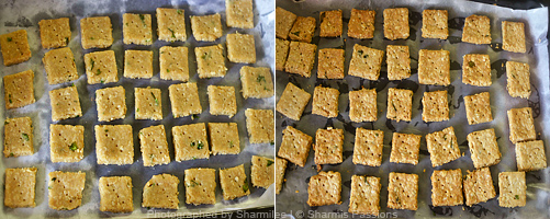 Oats Crackers Recipe - Step4