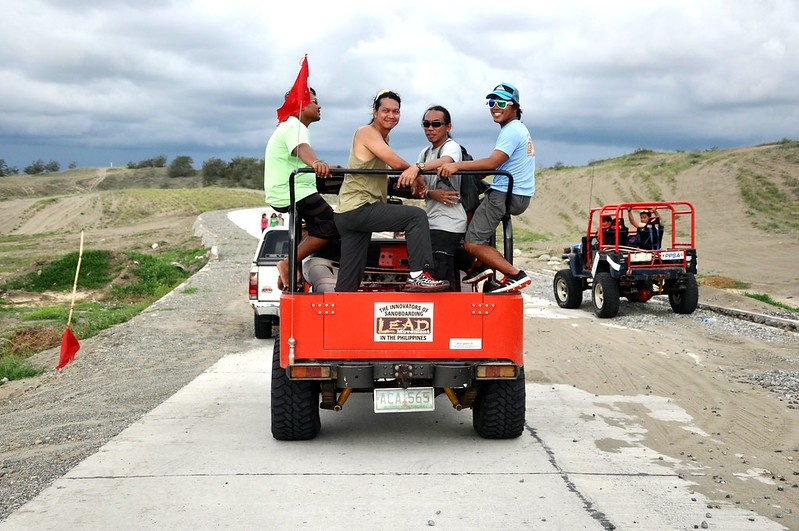 Southern Mindanao Visitors in the North