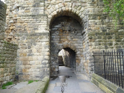city wall detail, Newcastle