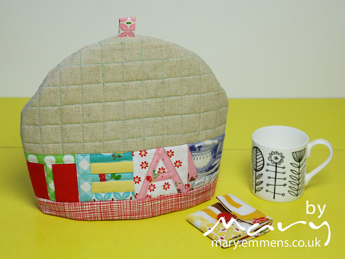 Tea Cosy and Teabag pouch