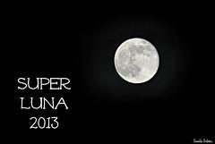 Super Luna 2013.