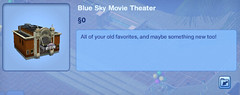 Blue Sky Movie Theater
