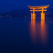 Miyajima twilight by andotime