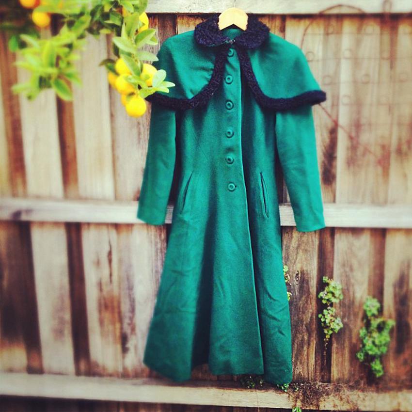 green vintage-coat b