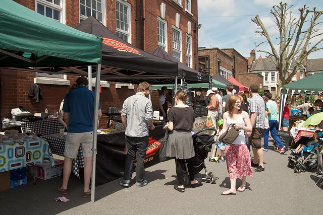 Harringay Market 1st Birthday