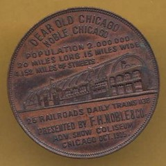 E.H. NOBLE- CHICAGO 1905-REVERSE