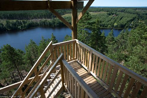 lake finland view maisema näköala näkötorni pirkanmaa sastamala