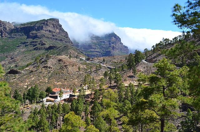 Around San Bartolome de Tirajana, Gran Canaria