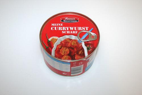 01 - Sonnen-Bassermann Meine Currywurst - Dose oben